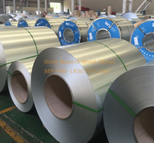 Hot Dipped Galvanized Steel Coil JIS G3302 SGCC pictures & photos