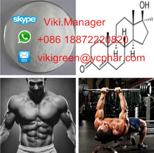 Bodybuilding 17-Alpha-Methyl-Testosterone 58-18-4 pictures & photos