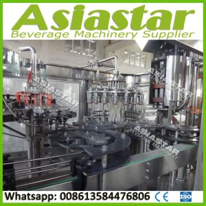Glass Bottle Orange Juice Producing Making Processing Machines pictures & photos