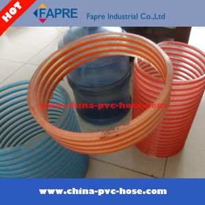 2017 PVC Plastic Suction Hose/Pipe/Tube pictures & photos