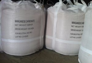 Manganese Carbonate for Industrial Use pictures & photos