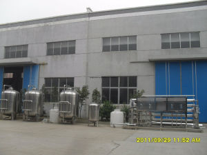 Ultrafiltration UF Water Treatment Plant System for Spring Mineral Mountain Water pictures & photos