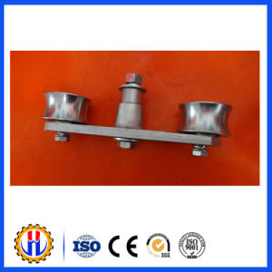 Chinese Suppliers Construction Hoist Spare Parts Double-Roller pictures & photos