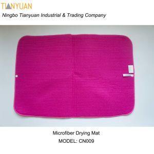 Microfiber Dish Drying Mat pictures & photos