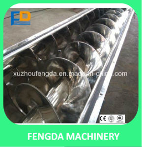 High Efficiency Vertical Screw Conveyor--Feed Machine pictures & photos