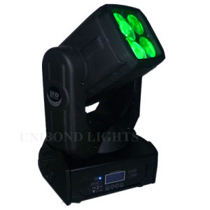 LED 4*25W Super Beam Moving Head Stage Light pictures & photos