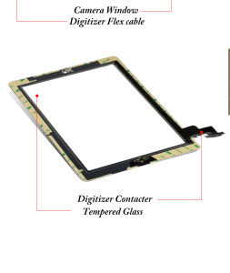 with IC Board Touch Screen Panel for iPad 4/Air 2 pictures & photos