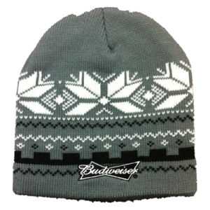 Winter Fashion Beanie Promotional Knitted Hat pictures & photos