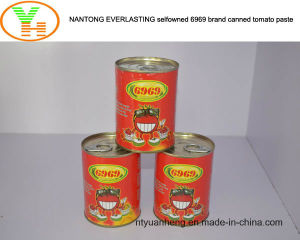 Wholesale Canned Tomato Paste Good Quality pictures & photos