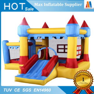 Beautiful Funny Play Ground Tarpaulin Inflatable Jumper Boncer pictures & photos