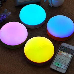 Lxx China Factory Colorful 360 LED Lights Wireless Bluetooth Speaker pictures & photos