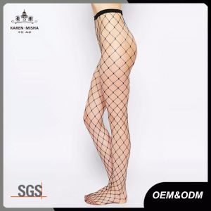 Black Sexy Legging Fishnet Tights pictures & photos