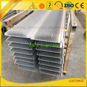 Aluminium Manufacturers Supplying Industrial Aluminum Extrusion Flat Heat Sink pictures & photos