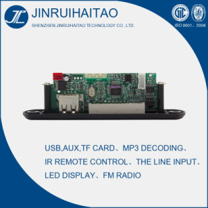 5/12V USB FM Bluetooth MP3 Module pictures & photos