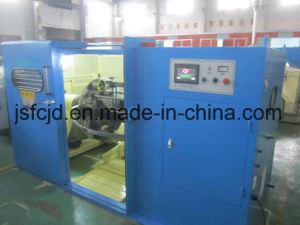 FC-800b Bare Copper Wire and Cable Wire Twisting Bunching/Stranding/Twisting Machine pictures & photos
