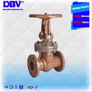 OS & Y Bb Flanged Gate Valve