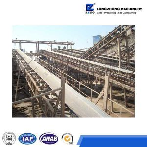 Coal Mine Belt Conveyor, Pipe Belt Conveyor of Large Mining Machinery Equipment pictures & photos