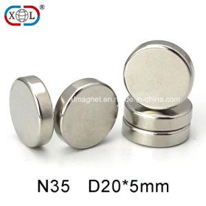 Industrial Sectors Neodymium Permanent Magnet pictures & photos