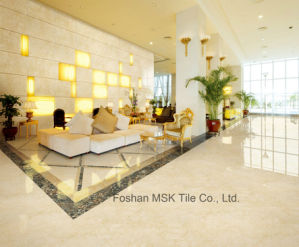 400X800mm Flash Beige Marble Porcelain Thin Tile Xy48019 pictures & photos