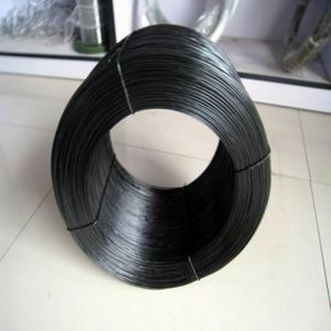 Soft Black Annealed Iron Wire/ Black Iron Wire pictures & photos