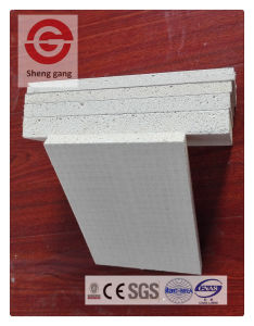 Fireproofing Magnesium Oxide Board Panels Under Ce Testing Standard pictures & photos