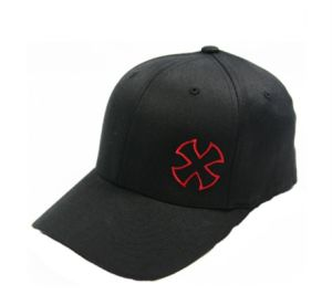 Black Flex Fit Baseball Cap pictures & photos