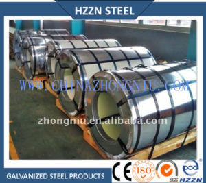 Bright Finish Regular Spangle Galvanized Steel Coil pictures & photos