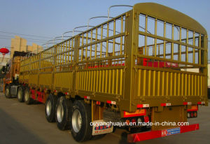 Super Light Stake Semitrailer pictures & photos