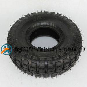 Wear-Resistant Rubber Wheel Uesd on Trolley Wheel (3.50-4) pictures & photos