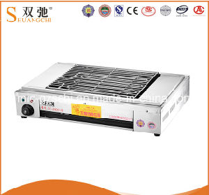 Electric BBQ Grill for Home Use Electronic Oven Barbecue pictures & photos