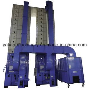 Automation Control System Hot Air Dryer Soybean Grain Drying Machine