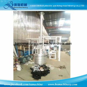 IBC Cooling System Three Layer Film Blowing Machine pictures & photos