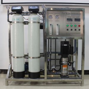 Small Commercial RO Water Filter System Drinking Water Treatment Machine pictures & photos