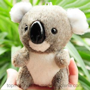 Custom Stuffed Toy Mini Plush Baby Koala Bear Keychain pictures & photos