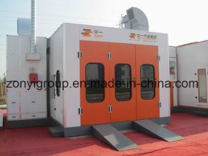 Automotive Ce Spray Booth Ce Painting Booth High quality