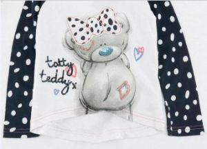Girl Baby Sweaters in Children Clothes on Long Sleeve T-Shirt Sq-17102 pictures & photos