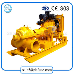 High Pressure Double Suction Volute Diesel Engine Centrifugal Pump pictures & photos