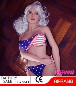 158cm Real Skin Silicone Sex Doll Sexy Toy for Man pictures & photos