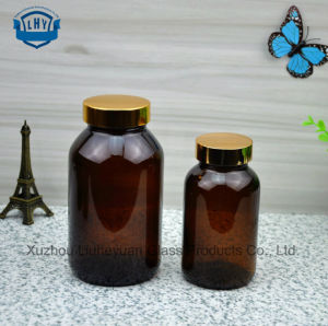 60-500ml Amber Glass Medicine Bottles, Capsule Bottle pictures & photos
