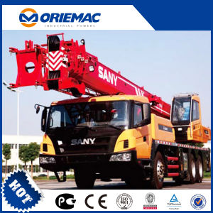 Sany Stc750s 75ton Truck Crane Telescopic Boom Crane pictures & photos
