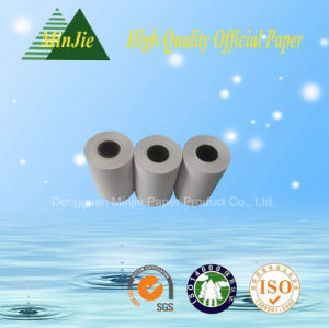 57*45mm Custom Thermal Printed Paper Rolls for Advertisement pictures & photos