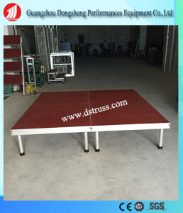 Aluminum Performance Stage, Aluminum Simple Stage, Aluminum Structures Stage pictures & photos