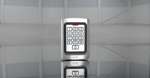Digital Backlit Keypad Access Control RFID Reader Device (K10MF-W) pictures & photos