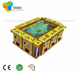 Midnight Club Adult Arcade 3D Fishing Skill Game Machine pictures & photos