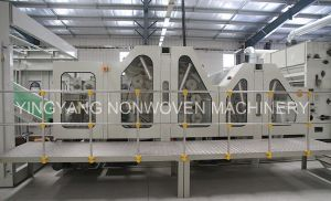 Filter Felt Production Line Non Woven Machine pictures & photos