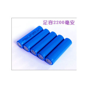Rechargeable 7.4V 6000mAh Lithium Battery for Light Bulb pictures & photos