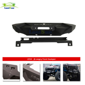 Newest High Quality Front Bumper for Jeep Wrangler pictures & photos
