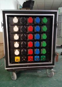 Main Electrical Switch Box with Digital Meter pictures & photos