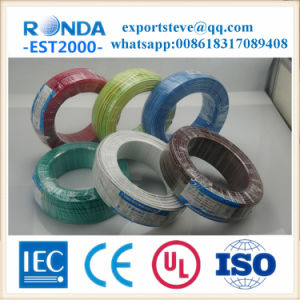 PVC Insulation Single Core Twin Core Copper Flexible Wire pictures & photos