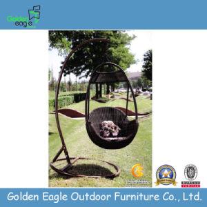 Modern Design Rattan Swing Chair (W0006)